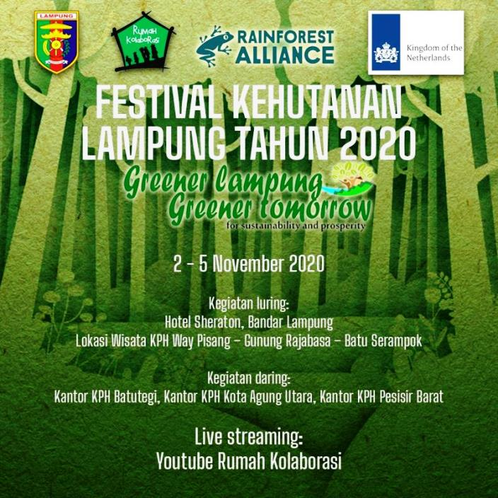lampung forestry festival